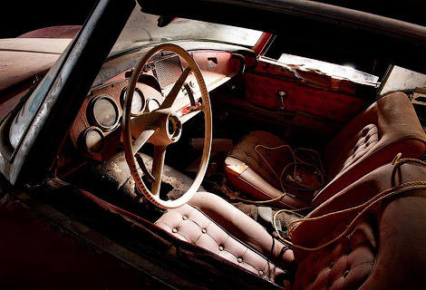 Модель 507 прислал вМюнхен еепоследний владелец. Фото 3