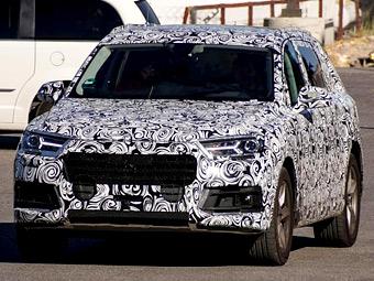 Компания Audi подтвердила выпуск «заряженного» Q7