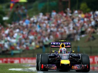 Риккардо выиграл второй Гран-при в карьере