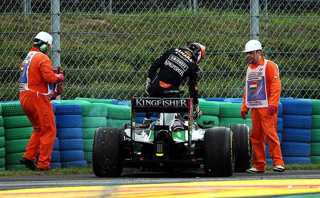Формула-1 устроила шоу в Будапеште. Фото 3