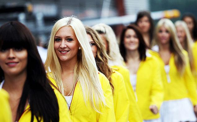 Формула-1 устроила шоу в Будапеште. Фото 17
