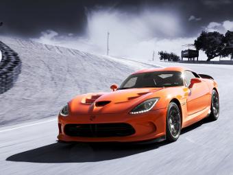 Dodge сделает суперкар Viper мощнее