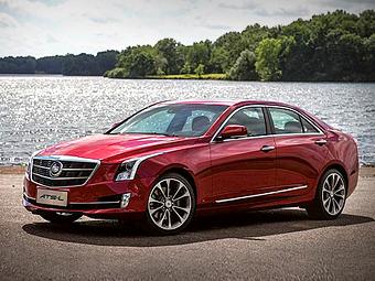 Компания Cadillac удлинила седан ATS