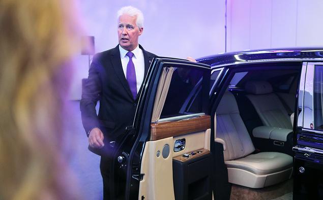 Что должны уметь шоферы Rolls-Royce. Фото 3
