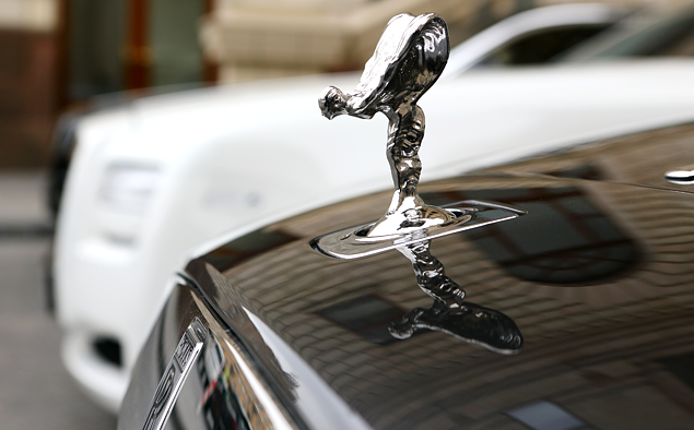Что должны уметь шоферы Rolls-Royce. Фото 4