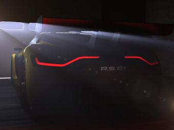 Компания Renault выбрала название для новой гоночной машины