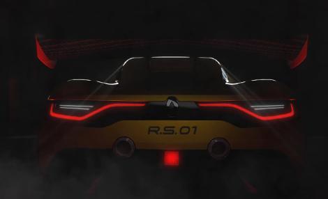 Гоночный автомобиль Renault покажут на Московском автосалоне