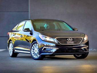 Компания Hyundai отозвала 883 тысячи седанов Sonata