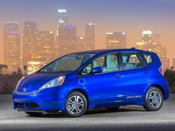 Honda откажется от гибрида Insight и электрокара Fit