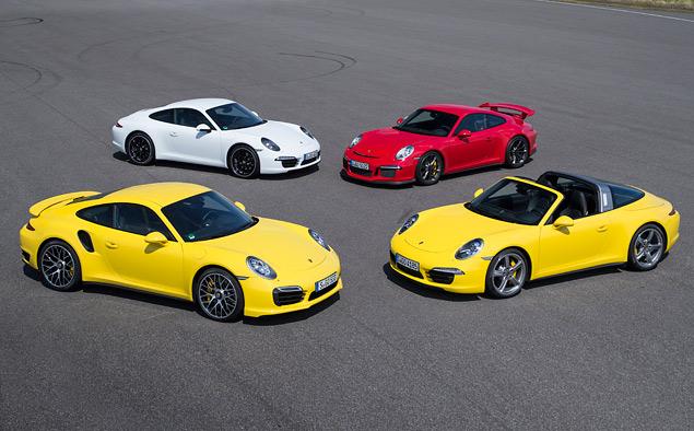 Тест трекового суперкара Porsche 911 GT3. Фото 11