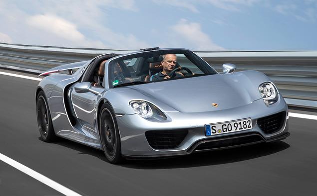 Тест трекового суперкара Porsche 911 GT3. Фото 12