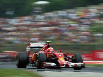 """Ferrari придумала для своих болидов """"волшебную"""" краску"""