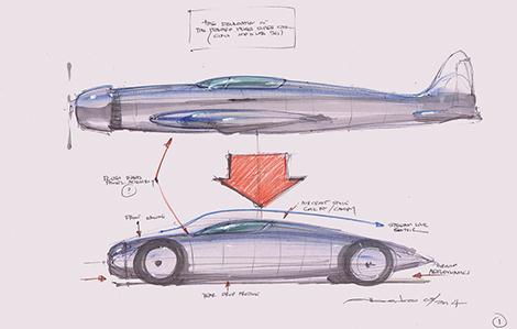 Компания Icon создаст электрическое купе в духе автомобилей 1930-х
