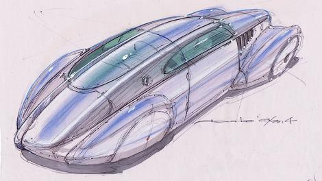 Компания Icon создаст электрическое купе в духе автомобилей 1930-х. Фото 2