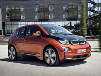 Электрокар BMW i3 переведут на водород