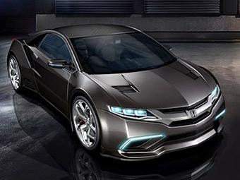 «Хонда» дала «зеленый свет» среднемоторному спорткару