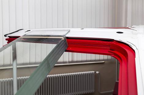 Компания начала выпуск бронированного седана S600 Guard. Фото 1