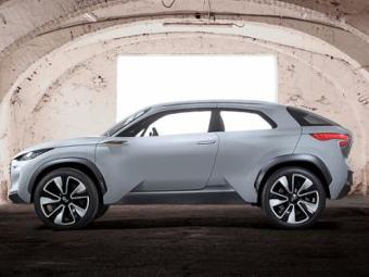 Hyundai выпустит конкурента Nissan Juke в 2017 году