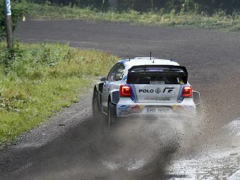 Яри-Матти Латвала выиграл домашнее Ралли Финляндии