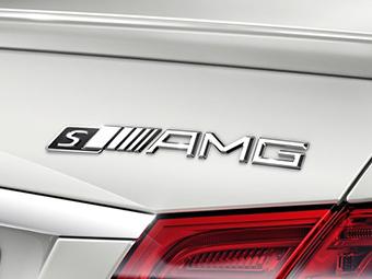 """Mercedes-Benz запустит новую линейку """"горячих"""" моделей"""