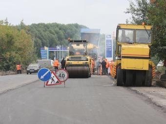 Федеральные трассы в России отремонтируют к 2018 году