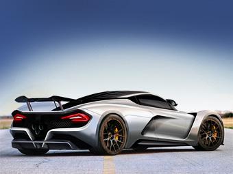 Компания Hennessey рассказала о новой версии гиперкара Venom