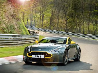 Концерн Daimler увеличил долю в Aston Martin