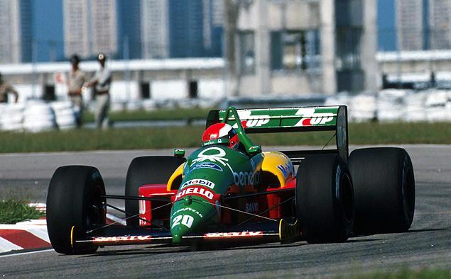 История человека, бравшегося за любую работу в Формуле-1. Фото 2