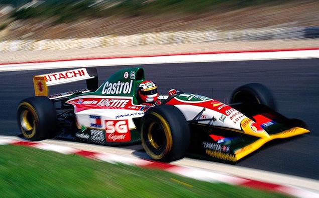 История человека, бравшегося за любую работу в Формуле-1. Фото 4