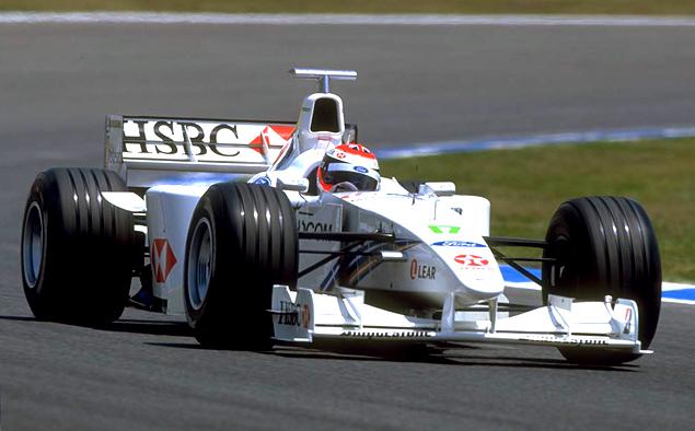 История человека, бравшегося за любую работу в Формуле-1. Фото 7