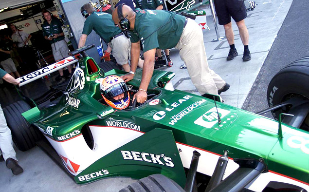 История человека, бравшегося за любую работу в Формуле-1. Фото 8