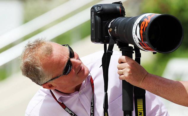 История человека, бравшегося за любую работу в Формуле-1. Фото 9