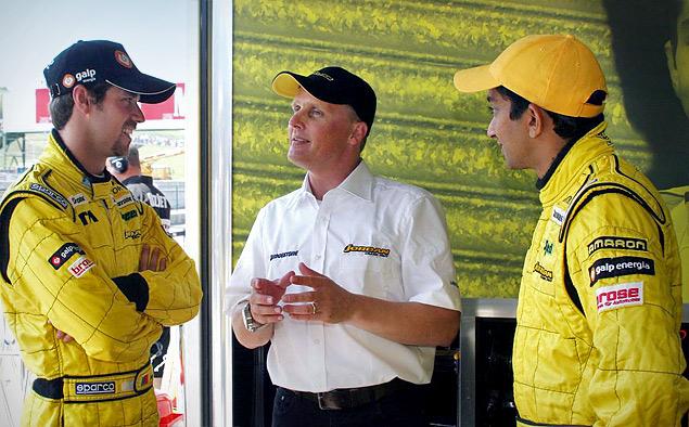 История человека, бравшегося за любую работу в Формуле-1. Фото 12