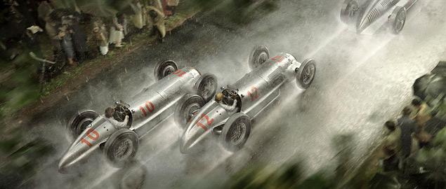 Фотореконструкция знаковых гонок «Серебряных стрел». Фото 9