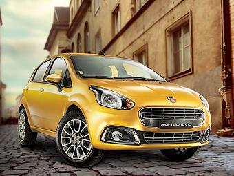 Fiat обновил хэтчбек Punto