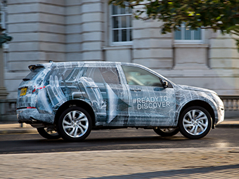 Land Rover назвал дату дебюта преемника Freelander