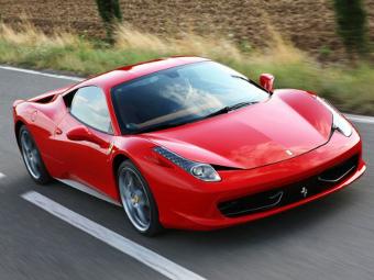 Ferrari 458 Italia станет на 110 сил мощнее