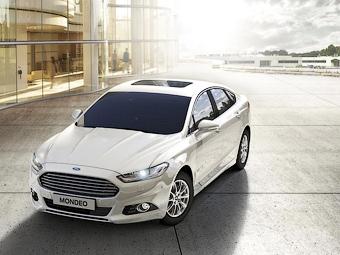 Европейский Ford Mondeo нового поколения получит светодиодные фары