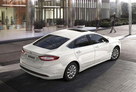 Ford определился со сроками выпуска нового Mondeo на европейский рынок