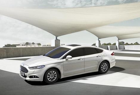 Ford определился со сроками выпуска нового Mondeo на европейский рынок. Фото 1