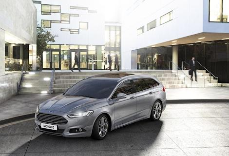 Ford определился со сроками выпуска нового Mondeo на европейский рынок. Фото 3