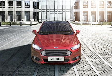 Ford определился со сроками выпуска нового Mondeo на европейский рынок. Фото 4