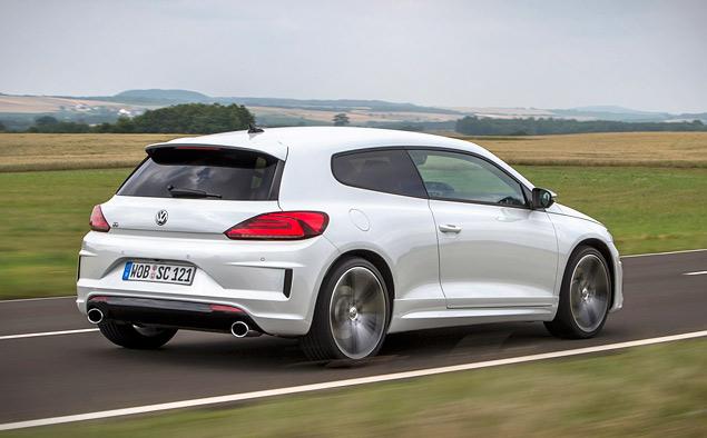 Обновленный Volkswagen Scirocco и шесть тенденций современного автомобилестроения