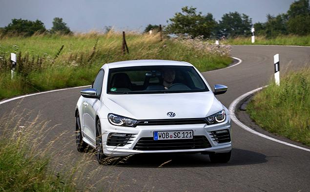 Обновленный Volkswagen Scirocco и шесть тенденций современного автомобилестроения. Фото 1