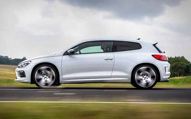 Обновленный Volkswagen Scirocco и шесть тенденций современного автомобилестроения. Фото 3