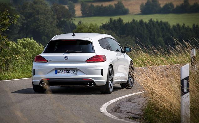 Обновленный Volkswagen Scirocco и шесть тенденций современного автомобилестроения. Фото 4