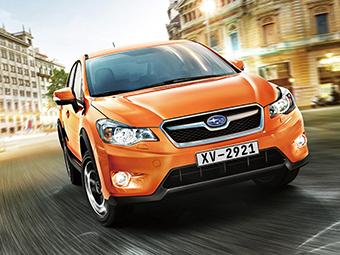 Компания Subaru отказалась делать конкурента Nissan Juke