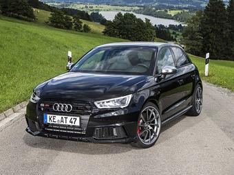 Ателье ABT увеличило мощность хот-хэтча Audi S1
