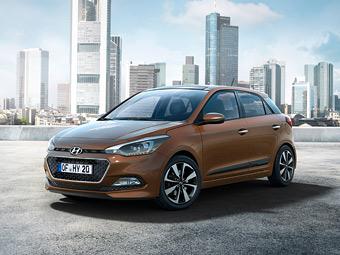 Компания Hyundai рассказала подробности о новом i20