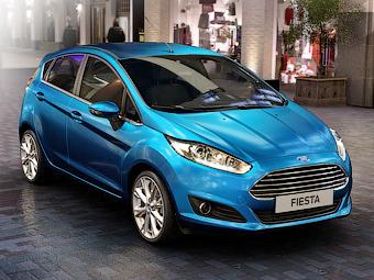 Хэтчбек Ford Fiesta вернется в Россию